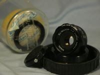 ' 50mm -CASED- ' Nikon   EL Nikkor F4 50MM Enlarging Lens Cased -NICE- £19.99